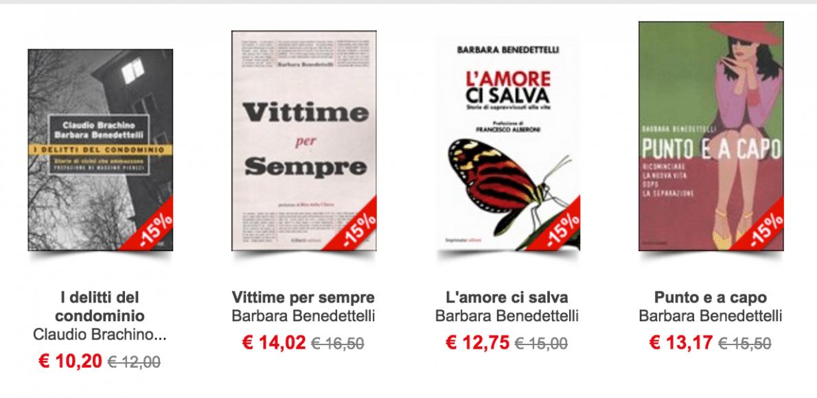 Barbara Benedettelli libri