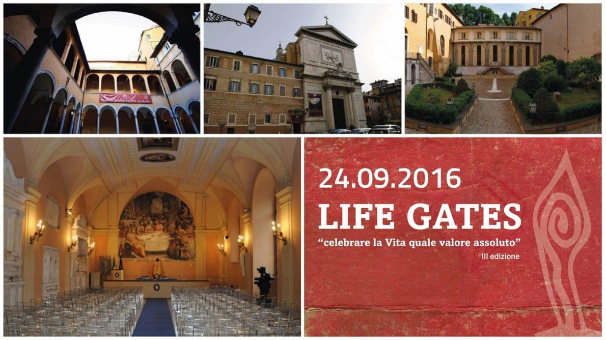 Life Gate 2016, celebrazione della vita