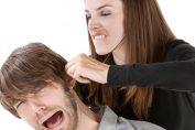 violenza contro gli uomini da parte delle donne
