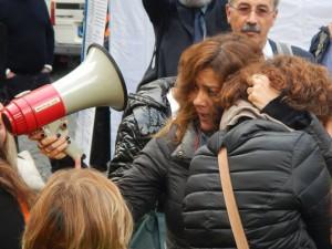 Manifestazione #iononcisto - Roma