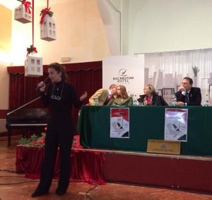 Barbara Benedettelli, presentazione