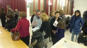 Barbara Benedettelli, presentazione - firma copie