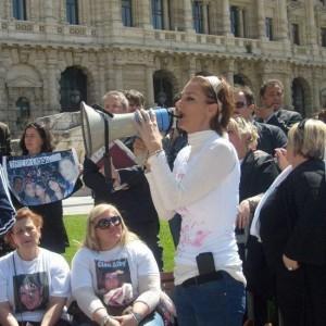 Manifestazione 25 aprile liberi dall'ingiustizia